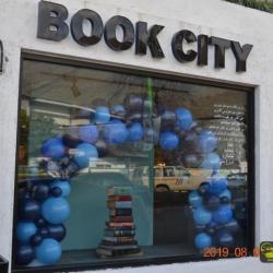 افتتاحیه شهر کتاب کلاردشت